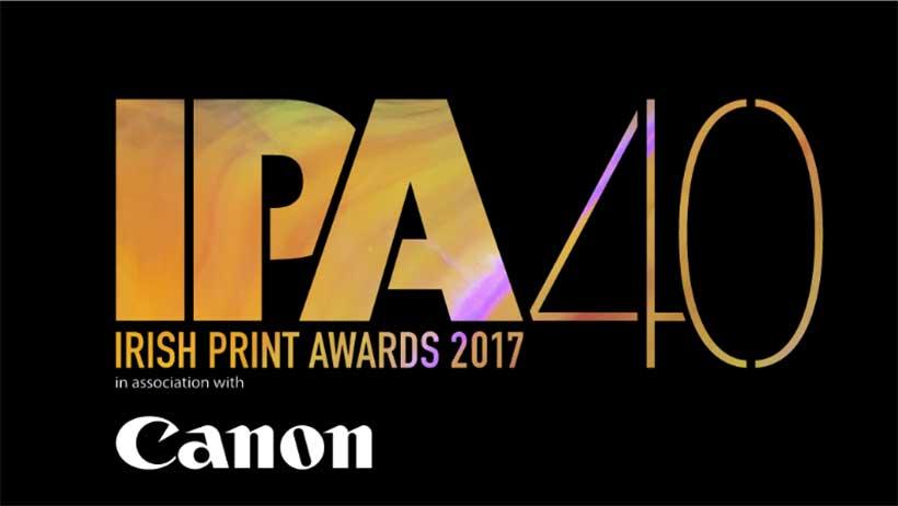 Irish Print Awards 2017